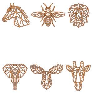 Animales Geométricos