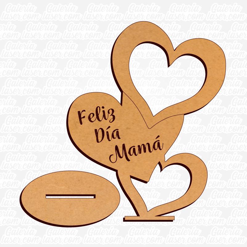 Día De La Madre Corazones